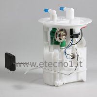 fuel electric pump with tank 3,6 bar