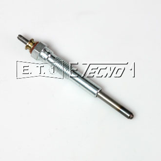 diesel glow plug 24v double filament