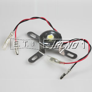 led 12v red for universal application in box